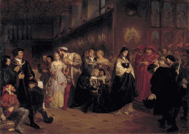 The Unpopularity of Anne Boleyn