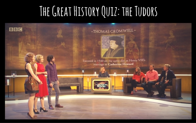 Expand Your Tudor Knowlege with the Great History Quiz