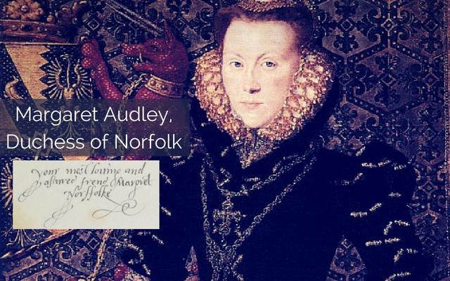 Margaret Audley, Duchess of Norfolk