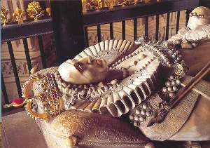 Queen Elizabeth I's Tomb