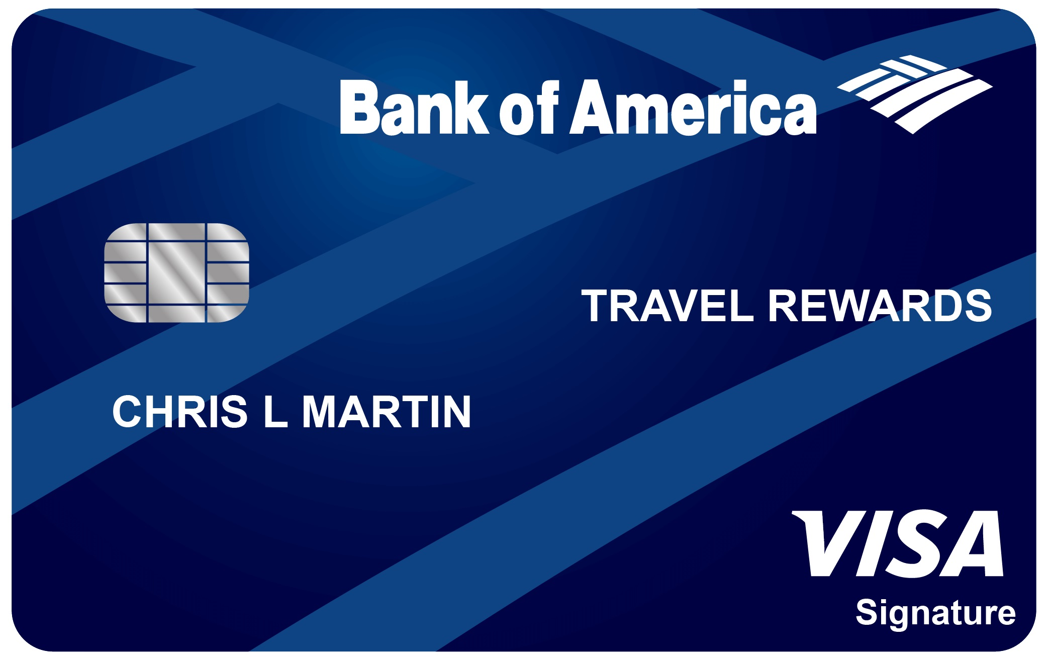 * advertised price per month: Bank of America Travel Rewards Credit Card - Learn How to Apply Online - TSC