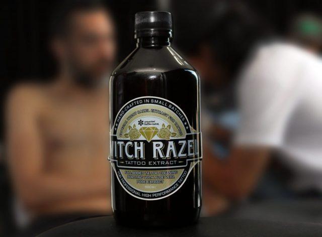 Uso do witch hazel durante a tatuagem ajuda a proteger a pele - Tudo Sobre Tatuagem