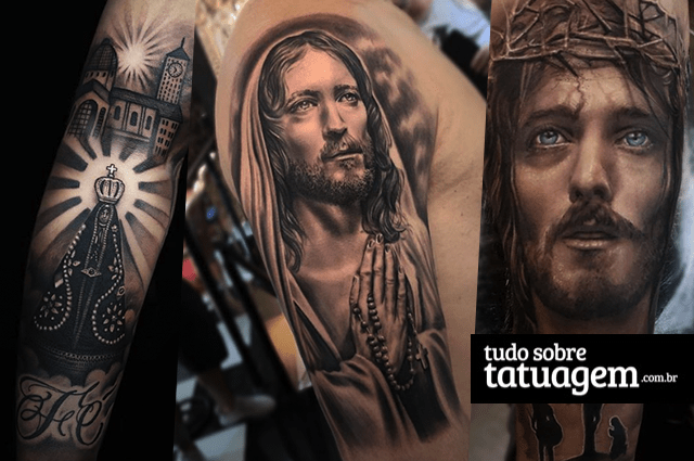 tattoos religiosas