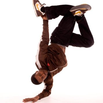 2012 Dancer of The Year - Mike Smith aka Bboy Troublez