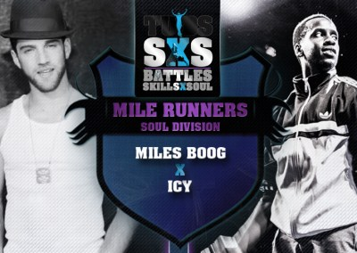 MILE RUNNERS