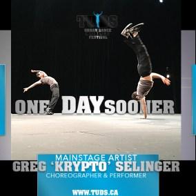 TUDS7-Company-Greg-Selinger