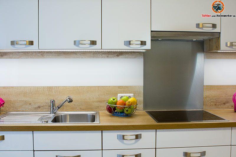 Küchenrückwand selber bauenTueftler-und-Heimwerker.de
