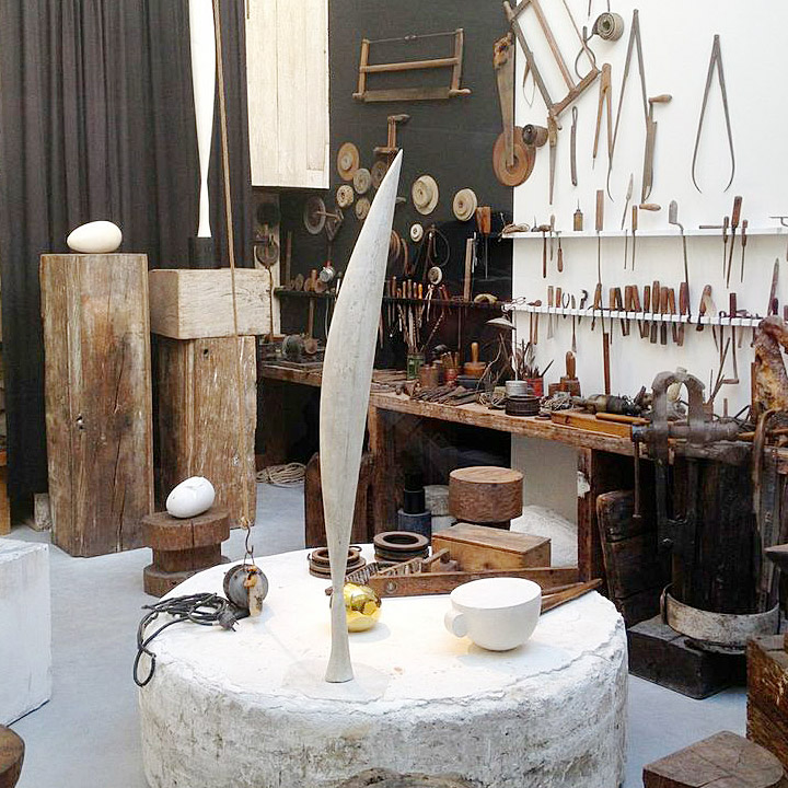 Visiting Paris's Atelier Brancusi