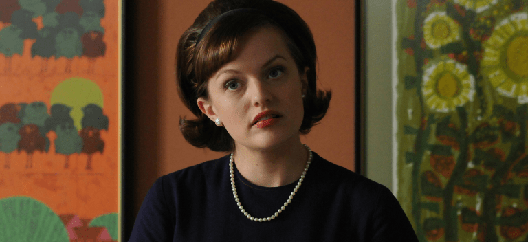 Peggy from Mad Men