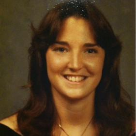 """As a senior, along with every other girl in my class, I succumbed to winged bangs.. I made friends with a Finnish exchange student named Leena, who remarked, """"In Finland, we call that 'American hair.'"""" She then innocently asked, """"Why does everyone have the same hair?"""" I thought about it. Why, indeed."""
