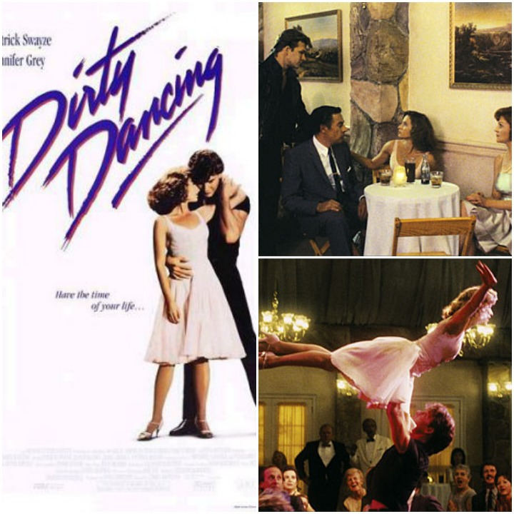 Dirty Dancing Collage