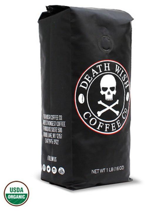 Death Wish Coffee TueNight.com