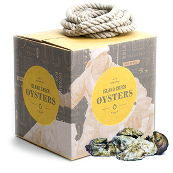 Island Creek Oysters TueNight.com