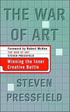 war of art steven pressfield