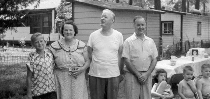 reunion tuenight family grandparent great grandparents