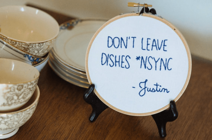 TueNight gift guide holiday gifts dishes nsync