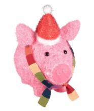 Target tinsel pig