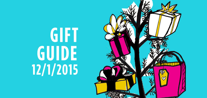 tuenight gift guide 2015 holiday presents