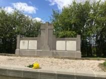 memorial à la Targette, aux soldat inconnus