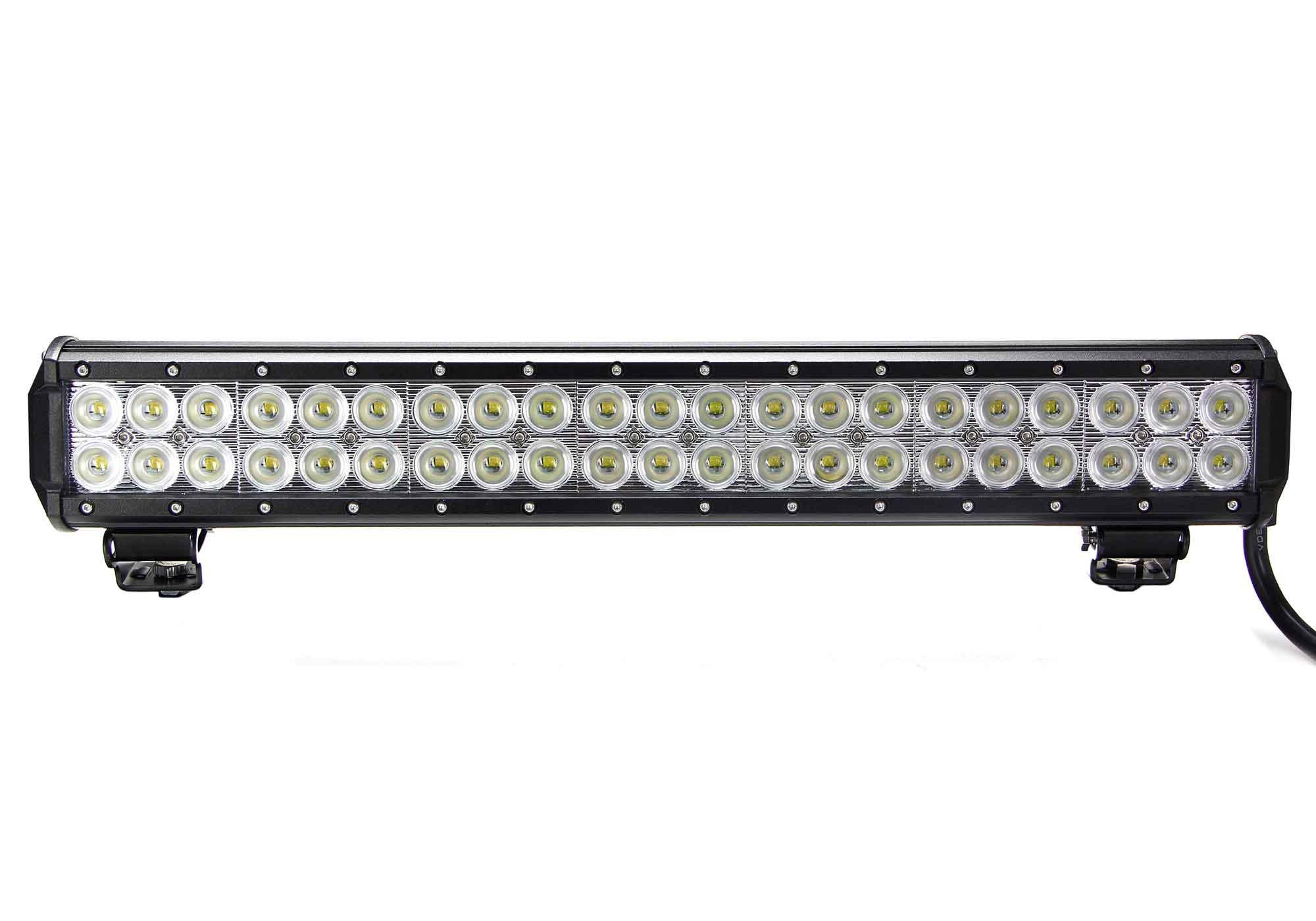 light bar honeywell thermostat anleitung vortex series led 20 inch 126 watt combo tuff lights defcon 22in 126w 4