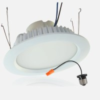 Residential Retrofit LED Down Light 6 Inch 13 Watts - Tuff ...