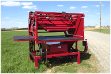 Livestock Hoof Trimming Table for Cattle