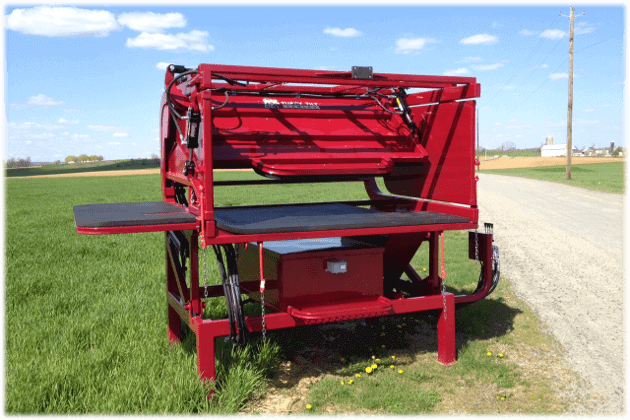 Captivating ... Livestock Hoof Trimming Table For Cattle
