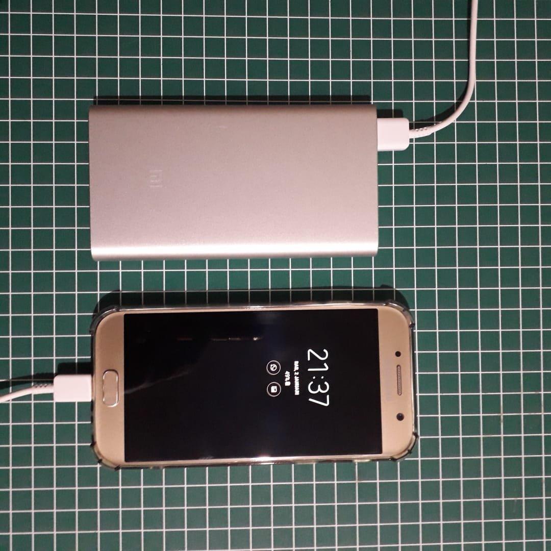 Xiaomi Powerbank Cocok Untuk Fast Charging Samsung Galaxy