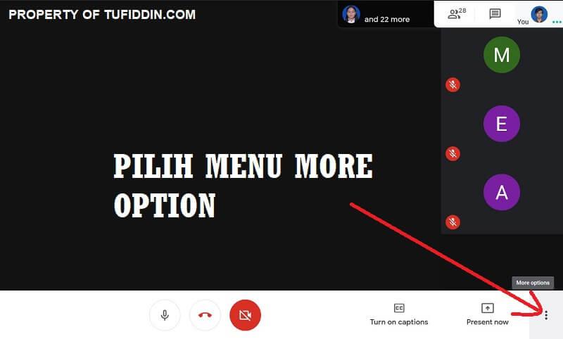 Cara Merekam Google Meet Tufiddin Com