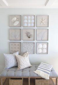 Coastal Contemporary Living Room Design - Tuft & Trim