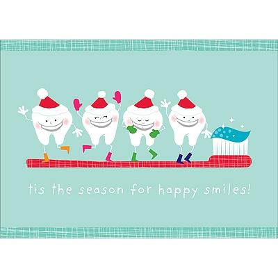 happy holidays dental