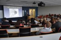 Dr. Kugel lectured on adhesive and bioactive dentistry
