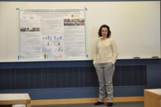 Christina Horton from VCU shared her research project on special needs patients