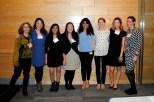 Nancy Marks, Nari Park, Aekta Patel, Jackie Liu, Poorna Phaltankar, Hana Gilman, Abby Manzella, Karen Alexander - Women in Leadership Committee