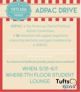 ADPAC Drive @ 7th Floor Student Lounge