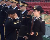 US Army Commissioning Ceremony