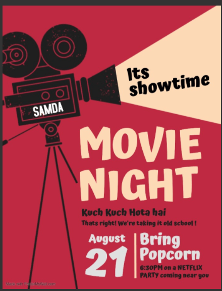 SAMDA Move Night