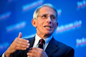 Tisch College Distinguished Speaker Series: Anthony Fauci @ Virtual
