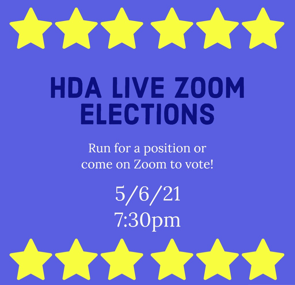 HDA Elections
