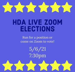 HDA Elections