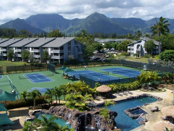Cliffs Club Princeville Kauai Hawaii