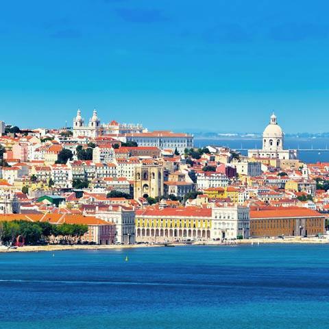 Best Highlights of Lisbon Sintra and Cascais  Tour