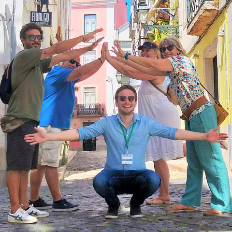 Discover Top Alfama's hidden gems on our walking tour