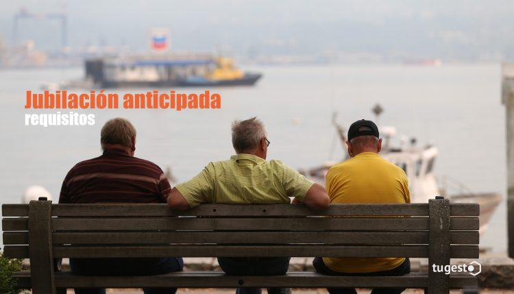 La Jubilación Anticipada  Blog De Tugesto