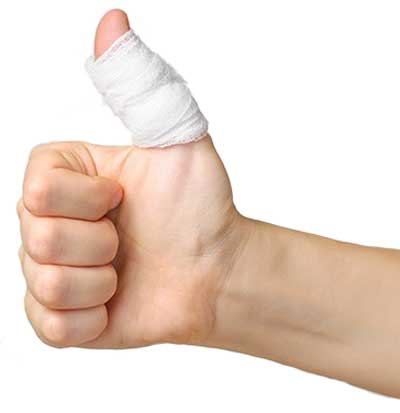Finger Joint Injuries