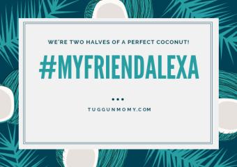 MyFriendAlexa, Writing, Blogging