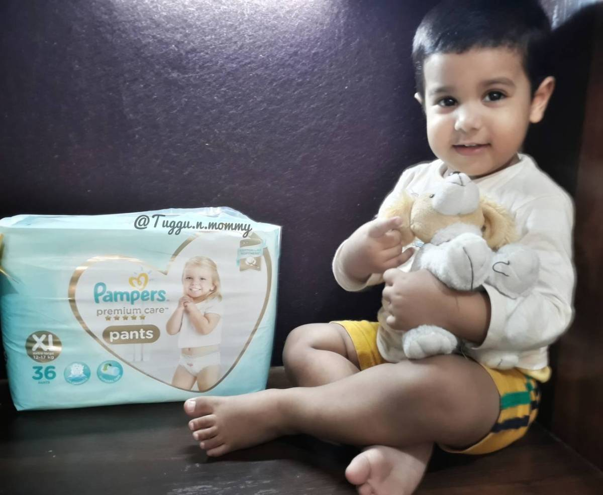Pampers Premium Care Pants: What all mums need to know