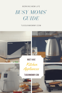 Must Have Kitchen Appliances, Busy moms guide