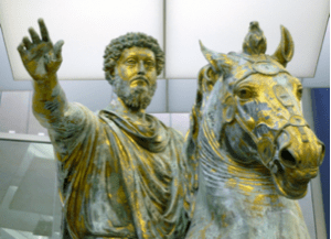 Relieving Stress and Marcus Aurelius
