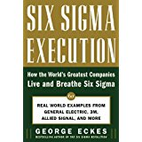 Six Sigma Execution Book Cover